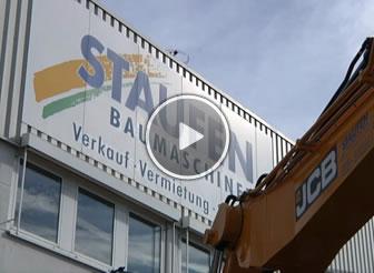 Baumaschinen Verkauf, Vermietung und Service - Unternehmensvideo