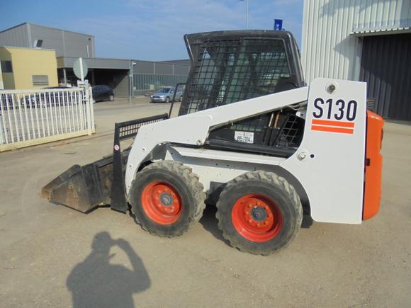 Bobcat Kompaktlader S 130