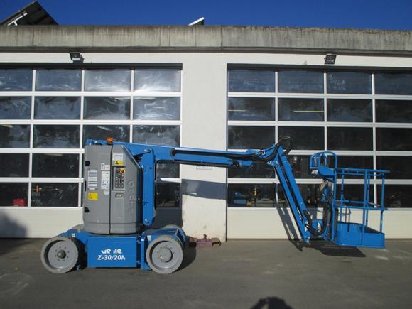 Genie Gelenk-Teleskop-Arbeitsbühne Z 30/20 N