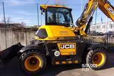 JCB Mobilbagger Hydradig 110 W
