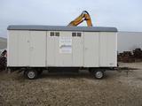 Eberhardt Toilettenwagen 6M 2ASD