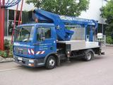 LKW-Arbeitsbühne Ruthmann Typ T 300