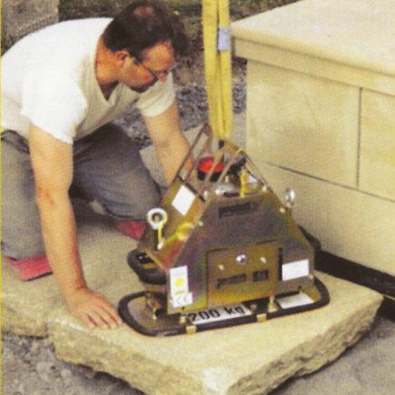 Vakuum-Hebegerät Probst SM 200