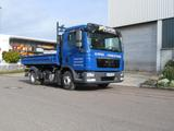 LKW-Kipper MAN 7,49 to.
