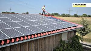 solar reinigungssystem k rcher isolar 800 staufen. Black Bedroom Furniture Sets. Home Design Ideas