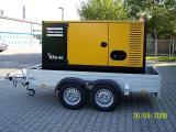 Stromerzeuger Atlas Copco Typ QAS 60
