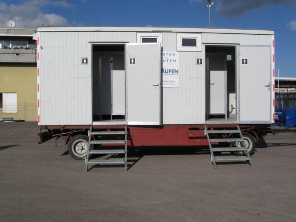 Toilettenwagen OECON