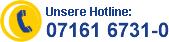 Hotline der Firma Staufen-Baumaschinen