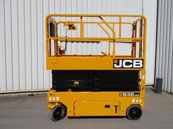 JCB Scherenarbeitsbühne S 3246 E